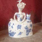 Queen Charlotte (ceramic by Jazmin Velasco)