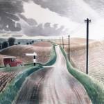 Eric Ravilious – Wiltshire Landscape