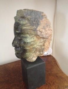 Woman's Head, Sarah Moore