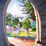 The Unfinished Church Bermuda