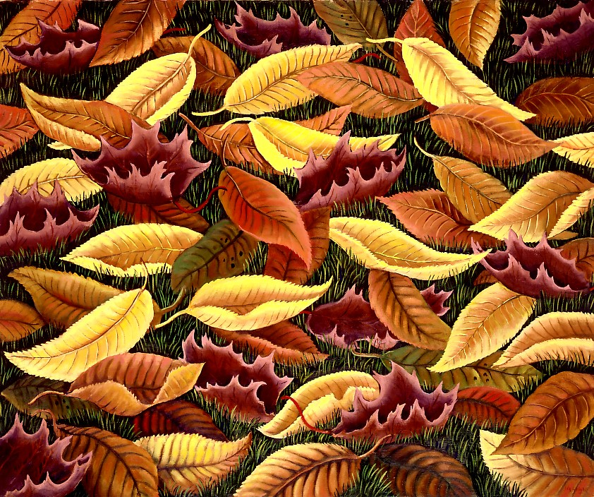 Autumn Leaves, Liz Wright