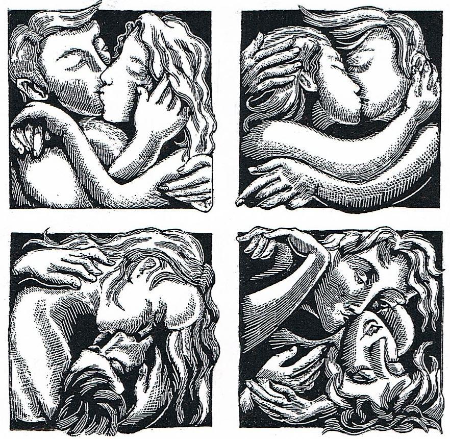 Four Ways To Kiss,  Hugh Dunford Wood