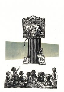 Punch & Judy by Jazmin Velasco