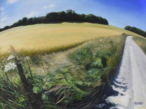 The Chalk Track – Hamish Baird