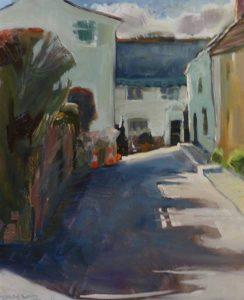 Back Street Shadows, Cerne Abbas