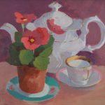 Pink Primula – Jenny Sutton