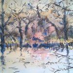 November Thames