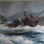 Off Hartland Bay, Kim Pragnell