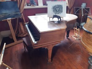 Pianos at Tincleton Gallery
