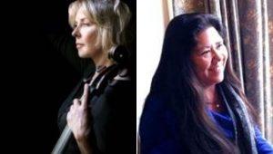 Melissa Phelps (cello) & Caroline Palmer (piano)